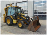 CAT 432D Backhoe Loader