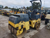 Bomag BW120AD-3 Double Drum Roller