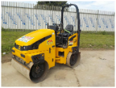 JCB VMT260-120 Double Drum Roller