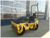 Bomag BW120AD-4 Double Drum Roller